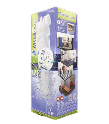 Atlas 10'' DP Senior Standart Housing 3/4''