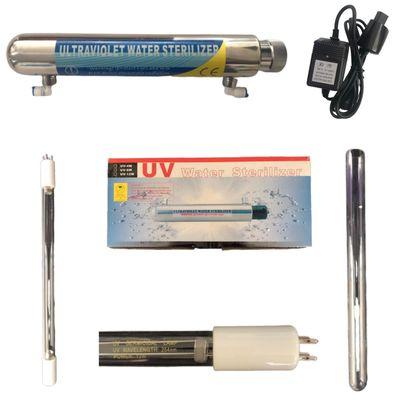 12 W Tezgâh Altı UV Cihazı
