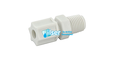 Jacco Male Connector, 1/4
