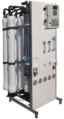 Aqualine Alfa 640 Serisi Ters Ozmoz Endüstriyel Su Arıtma Cihazı