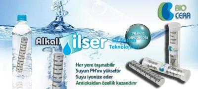 Biocera Antioksidan Alkali Su Çubuğu