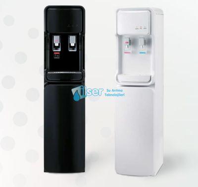 Aqua Arıtmalı Su Sebili Pompalı Beyaz