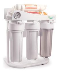 Aquabir - Aquabir 6A-WOP Pompasız Standlı Manometreli Su Arıtma Cihazı