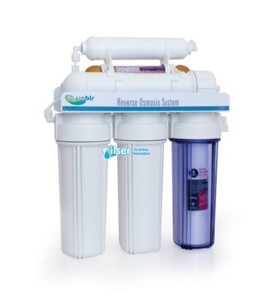 Aquabir 6A-WOP Pompasız Su Arıtma Cihazı