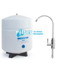Aquabir 6A-WP Pompalı Su Arıtma Cihazı