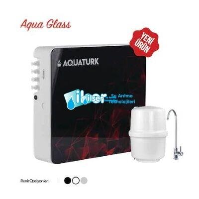 AquaGlass Standart 4 Aşamalı - Pompalı Su Arıtma Cihazı