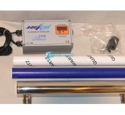 Aqualine - AQUALİNE E-105 Plus Dijital Panolu UV Cihazı