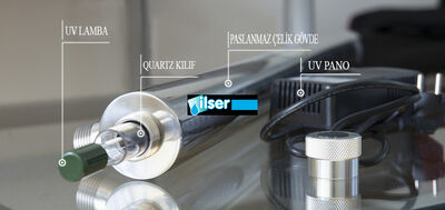 AQUALİNE E-305 Plus Dijital Pano UV Cihazı