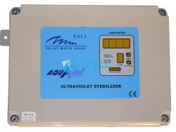 AQUALİNE - AQUALİNE ES-110 Plus Panolu UV Cihazı