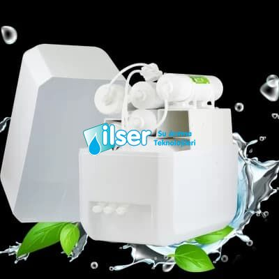 Aquatürk Aquabest TT 12300 Serisi Direk Akışlı Pompalı Su Arıtma Cihazı