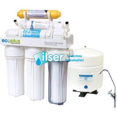 Aquatürk Ecoplus Pro Serisi Pompalı Su Arıtma Cihazı