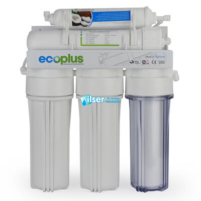 Aquatürk Ecoplus Standart Pompalı Su Arıtma Cihazı
