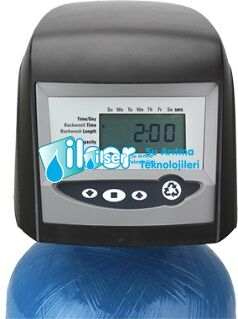 Autotrol C-200 Performe 263-740 Logic Aktif Karbon Filtresi