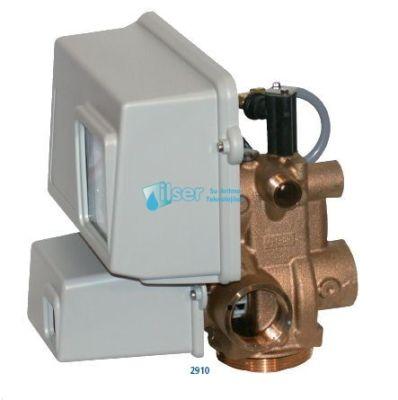 C-100 Fleck 2910 Tam Otomatik Aktif Karbon Filtre Sistemi