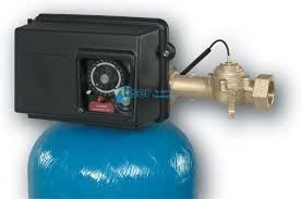 C-200 Fleck 2850 Tam Otomatik Aktif Karbon Filtre Sistemi