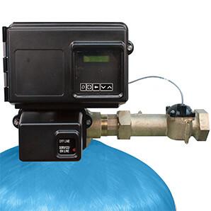 - C - 300 Fleck 2910 Tam Otomatik Aktif Karbon Filtre Sistemi