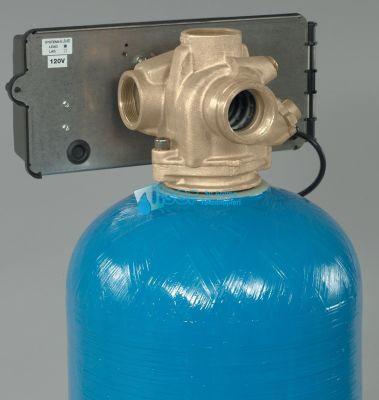 C-300 Fleck 3150 Tam Otomatik Aktif Karbon Filtre Sistemi