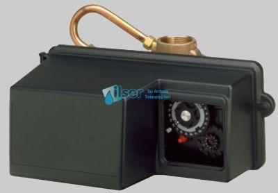 C-750 Fleck 3150 Tam Otomatik Aktif Karbon Filtre Sistemi