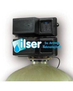 - C - 900 Fleck 3900 Tam Otomatik Aktif Karbon Filtre Sistemi