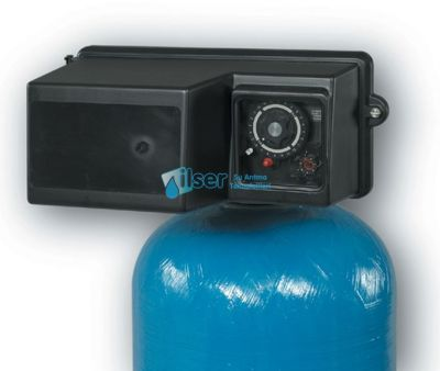C-900 Fleck 3900 Tam Otomatik Aktif Karbon Filtre Sistemi