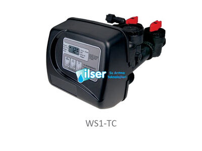 Clack S-20 WS1 TC Valf Zaman Kontrollü Yumuşatma Sistemi