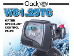 Clarck - CLACK WS125 TC Filtre Valf