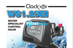 Clack - CLACK WS125 EI Yumuşatma Duplex
