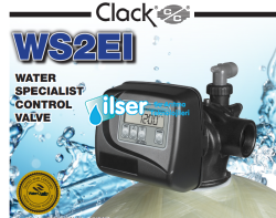 Clack WS2 El Filtre Valf Timer