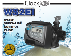 "Clack - CLACK WS2 EI Yumuşatma Volumetrik 4""QC"