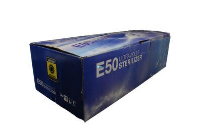 AQUALİNE E-50 Pro Panolu UV Cihazı