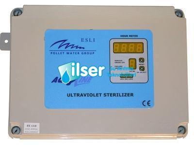 AQUALİNE ES-110 Pro Panolu UV Cihazı
