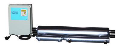 Aqualine - AQUALİNE ES-110 Pro Panolu UV Cihazı