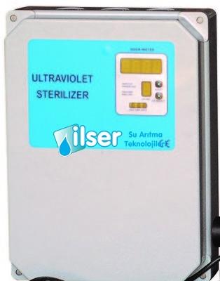 AQUALİNE ES-150 Pro Panolu UV Cihazı