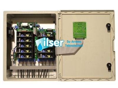 AQUALİNE ES-160 Serisi Pro Panolu UV Cihazı