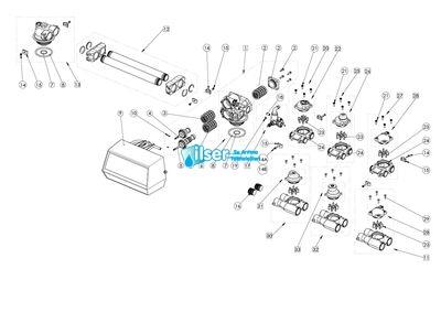 FL24234 9000/9100 Üst Piston