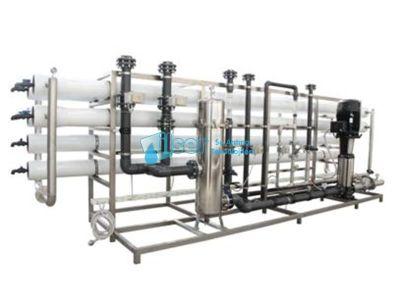 AQualine Gama 3680 Ters Ozmoz Endüstriyel Su Arıtma Cihazı
