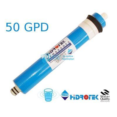 Hidrotek 50 GPD Membran Filtre