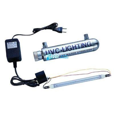 Jammy, 1 GPM Tezgahaltı UV Cihazı