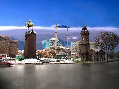 Kayseri'de Su Arıtma Cihazı Montajı