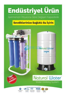 Natural Water R. O. NW- 300 Pompalı