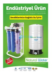 Natural Water - Natural Water R. O. NW- 300 Pompalı