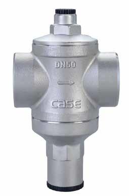 Case - PM Serisi 0350 Su Basınç Düşürücü 2'' DN50