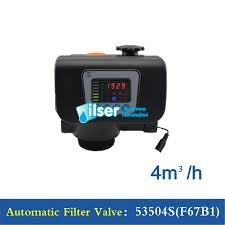 Runxın - RUNXİN F67B1 Timer Filtre Valfi