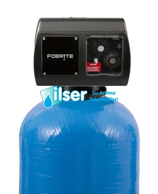 Fobrite - S-150 Fobrite F21 Volümetrik Tam Otomatik Debi Kontrollü Yumuşatma Sistemi