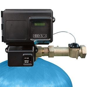 S-750 Fleck 2910 Tam Otomatik Zaman Kontrollü Yumuşatma Sistemi