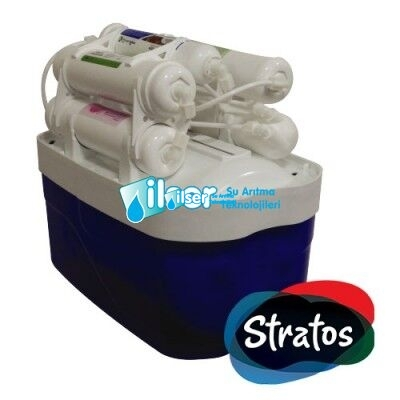 Stratos Pompasız Su Arıtma Cihazı