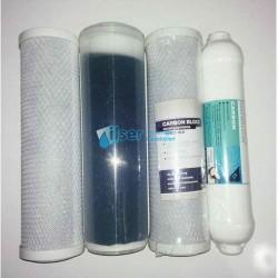 - Su arıtma Filtre Takımı 4 'lü