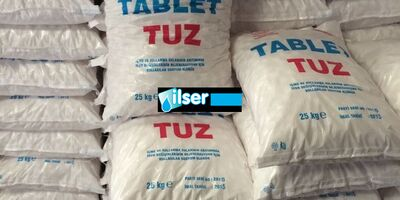Tablet Tuz Mekanik Eurosalt 25 KG Paket