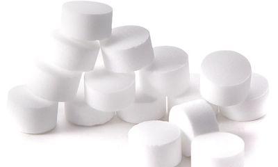 Tablet Tuzu - 25kg Salti Arıtma Tuzu - İyotsuz Çankırı Kaya Tuzu