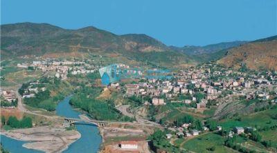 Tunceli'de Su Arıtma Cihazı Montajı